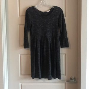 3/4 length sleeve dress